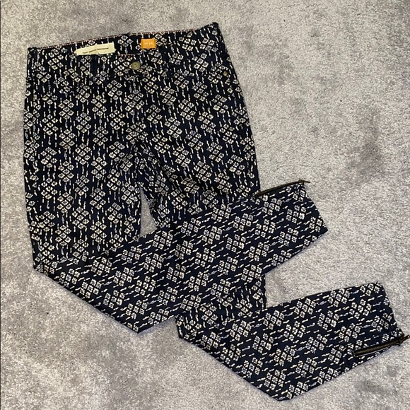 Pants - Pilcro and the letterpress Anthropologie pants